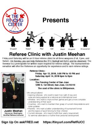 2018.04.13_Justin Meehan Ref Clinic